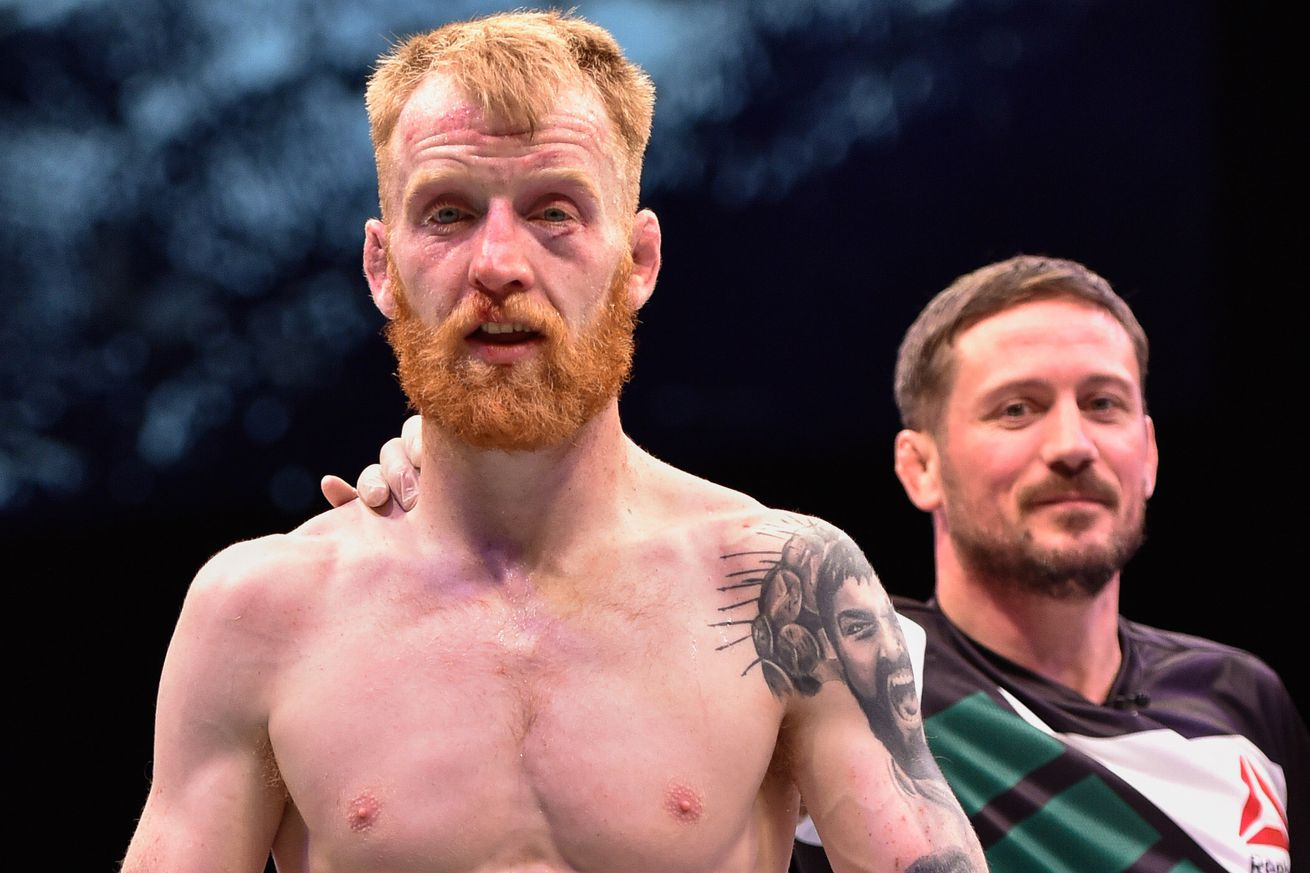 community news, Blood disorder forces UFC flyweight and Conor McGregor teammate Paddy Holohan to retire
