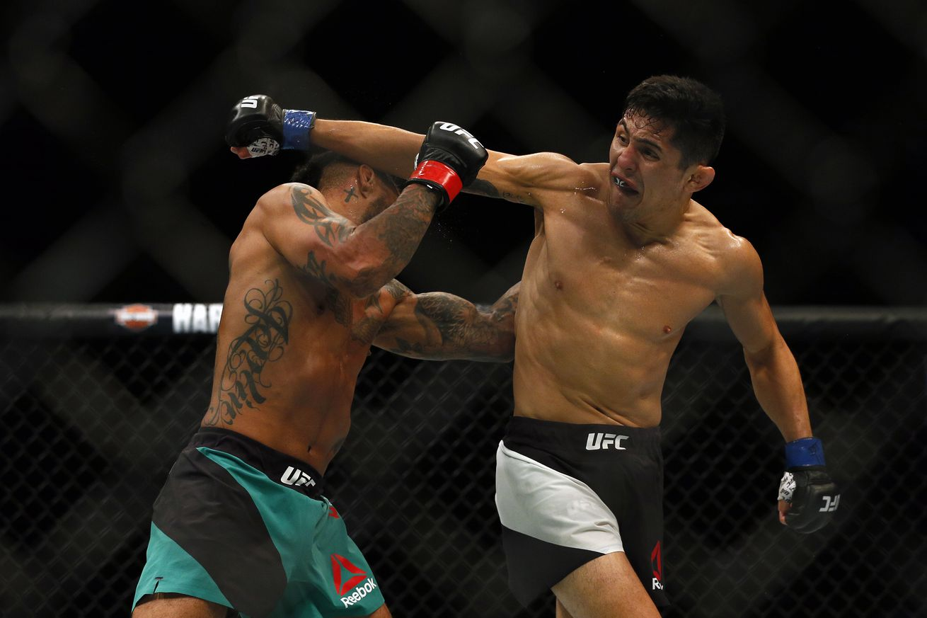UFC 201 results from last night: Erik Perez vs Francisco Rivera fight review, analysis