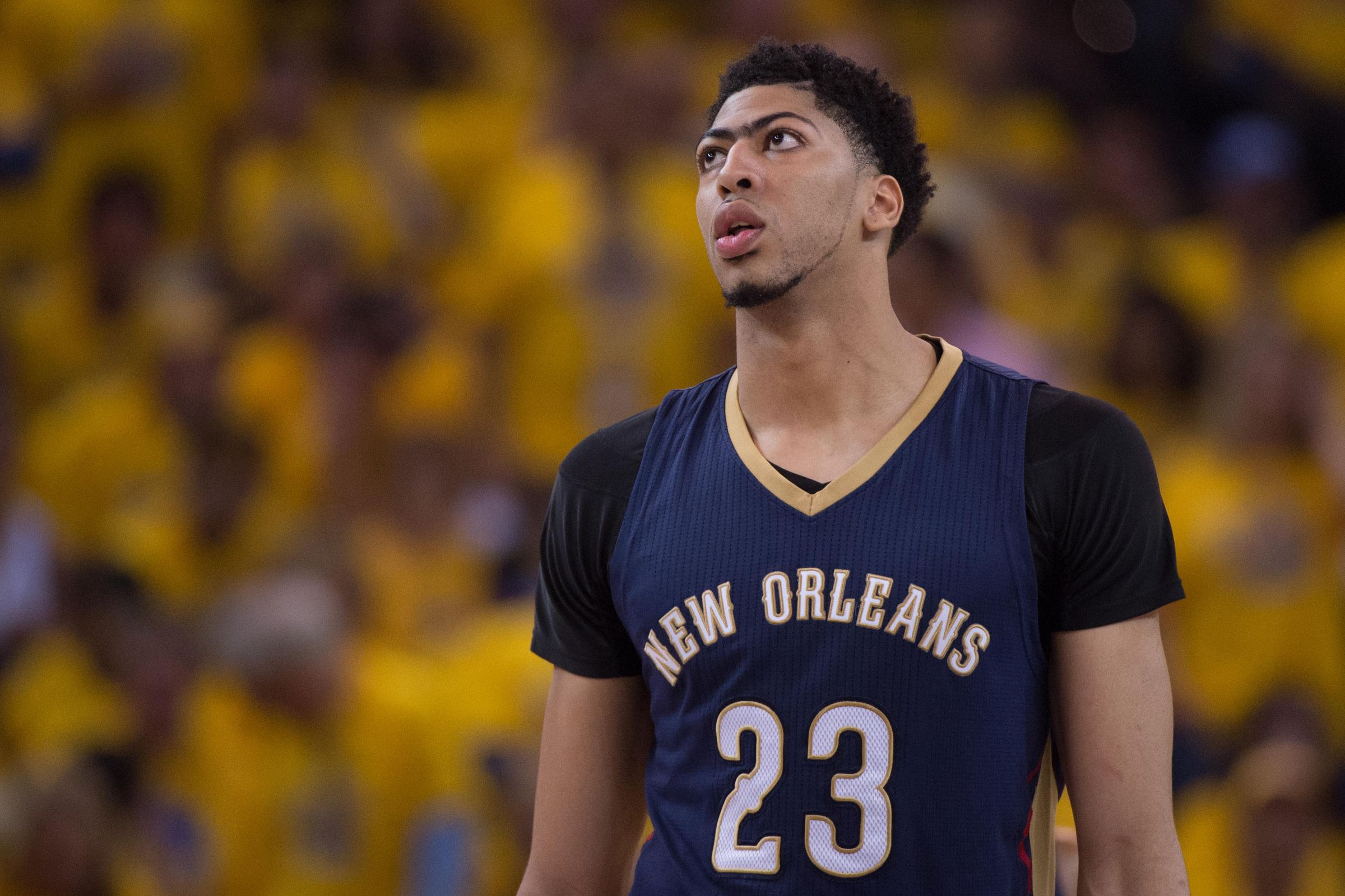 Anthony Davis agrees to 5-year, $145 million maximum extension with Pelicans