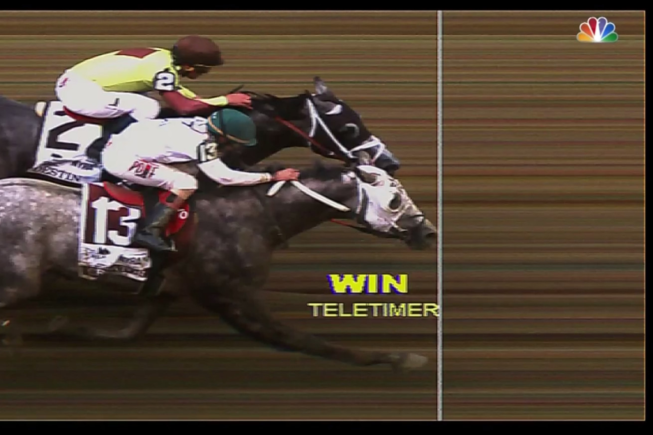 2016 Belmont Stakes video replay: Creator beats Destin in ...