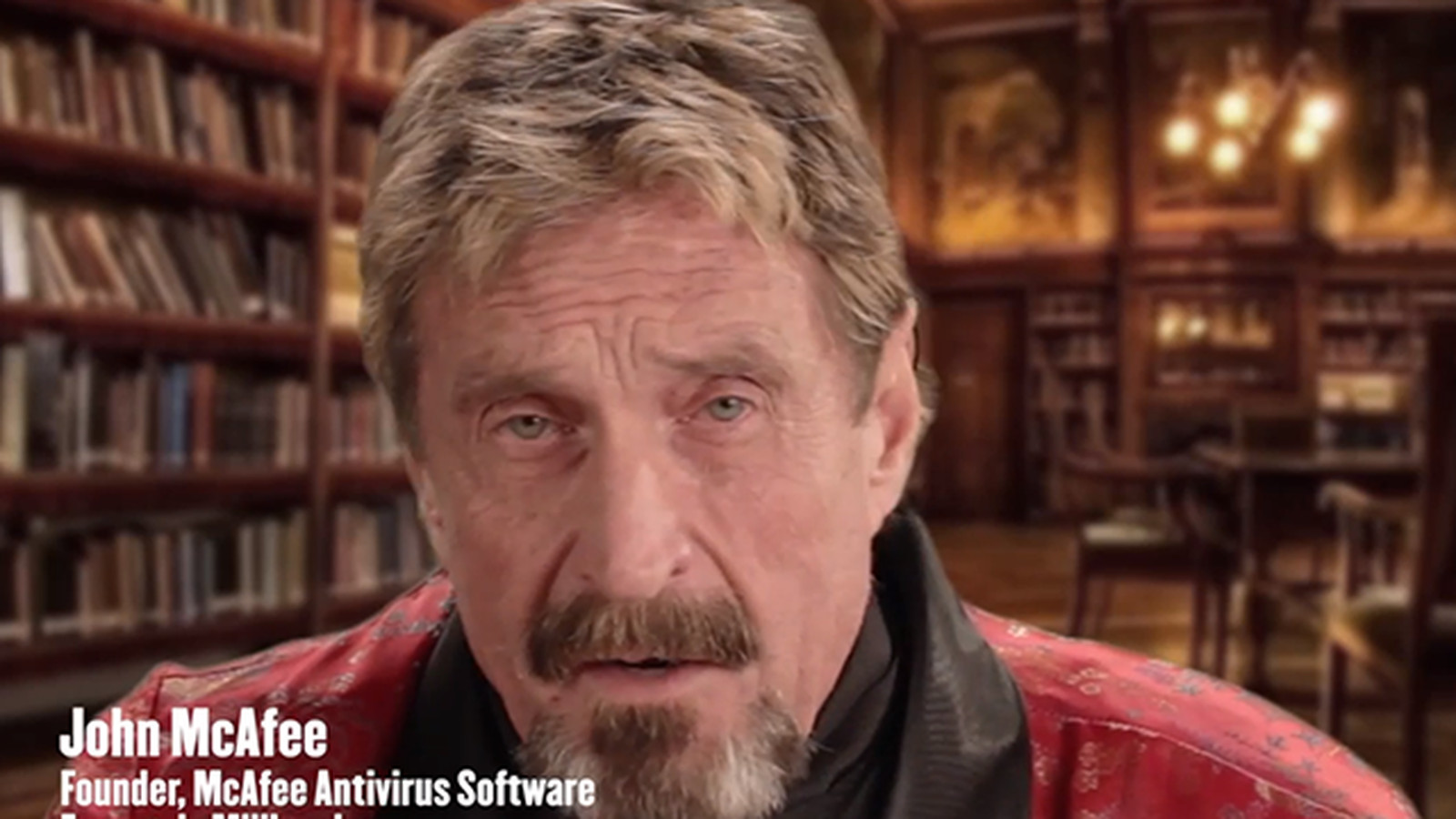 John McAfee wants to sell you a $100 gadget that blocks the NSA | The Verge - mcafee