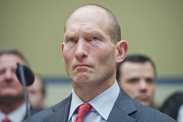 Former Valeant interim CEO Howard Schiller has seen things you people wouldn't believe.