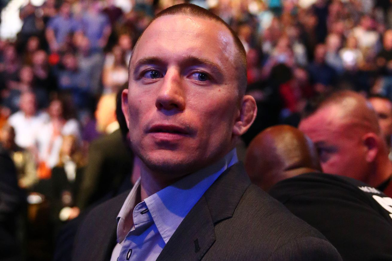 Georges St Pierre officially reenters USADA testing pool ahead of UFC return