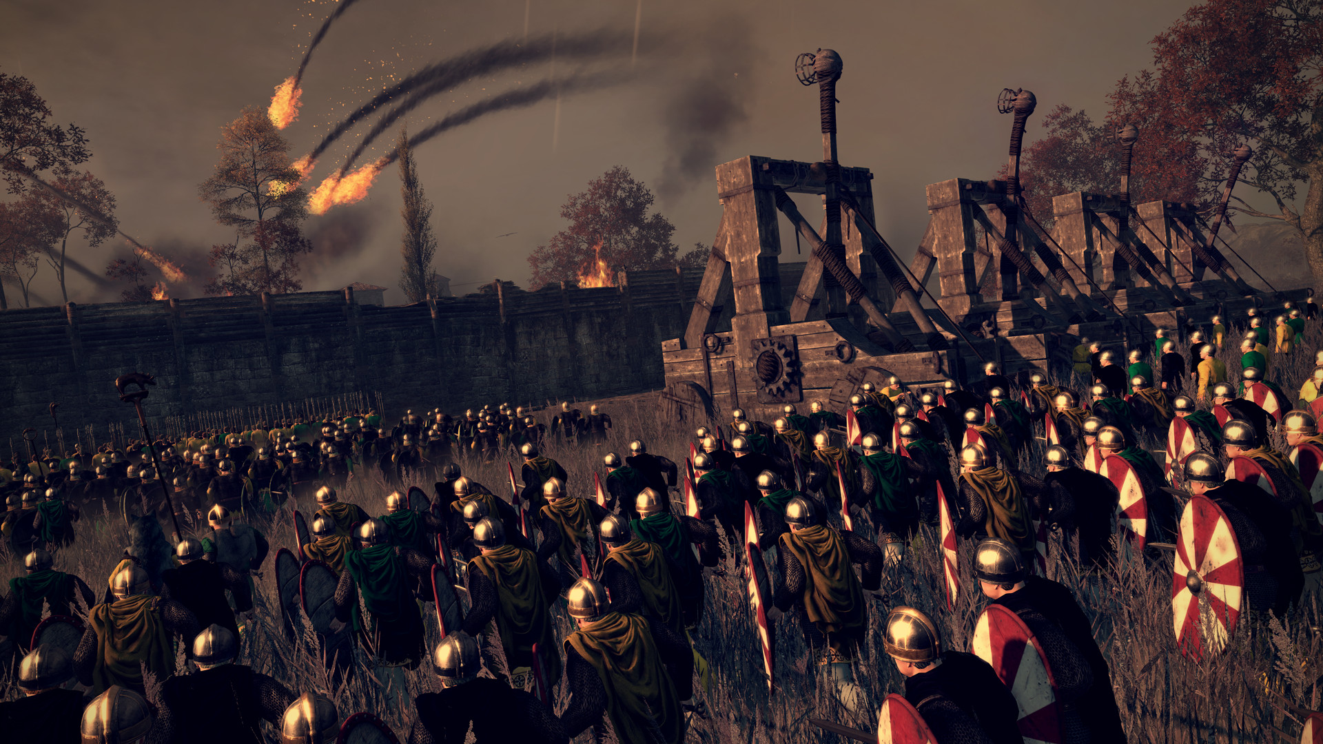 Total War Attila 2015 PC Torrent Full indir | Full indir ...