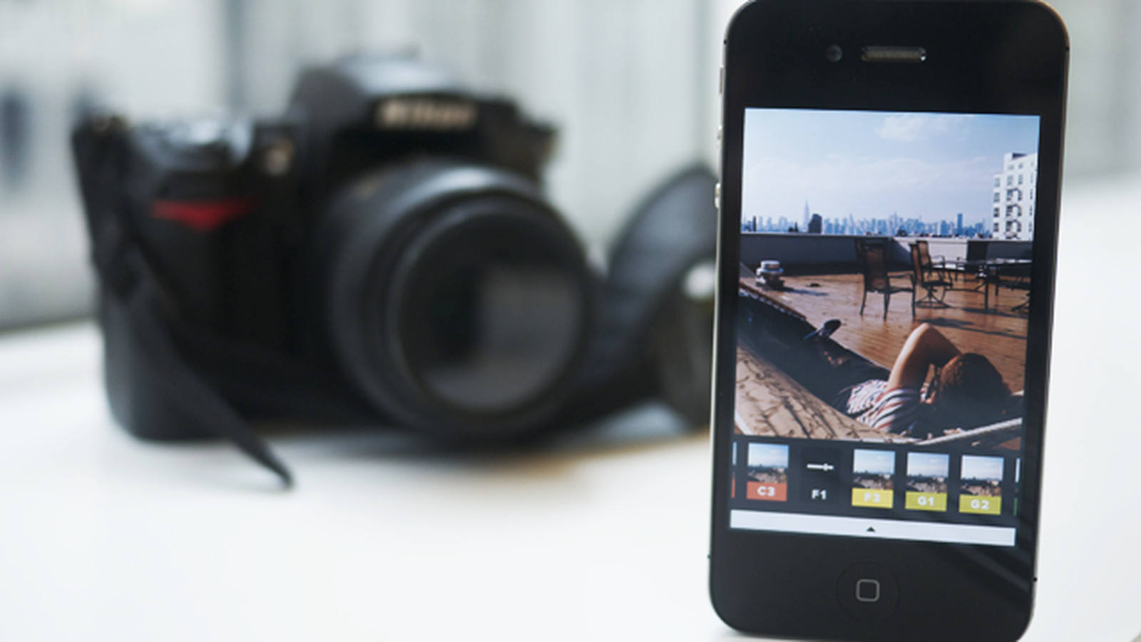 Is Vsco Cam The Next Instagram The Verge