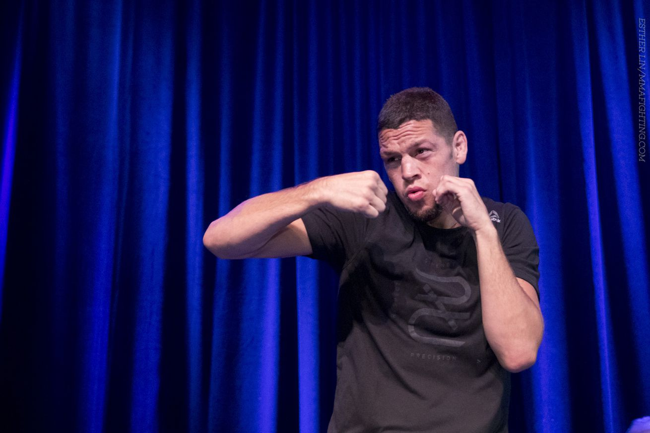community news, How much is Nate Diaz going to make at UFC 202? 'Less than I deserve