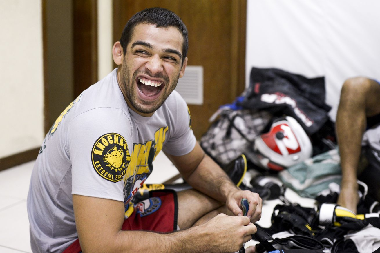Renan Barao on future: 'There's no point in being close to the bantamweight title if I'm not at my best'