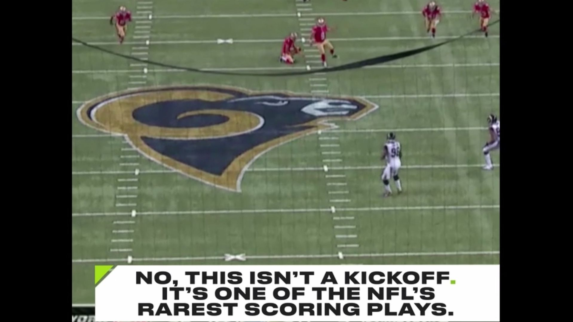 This weird NFL rule lets you score 3 points without kicking