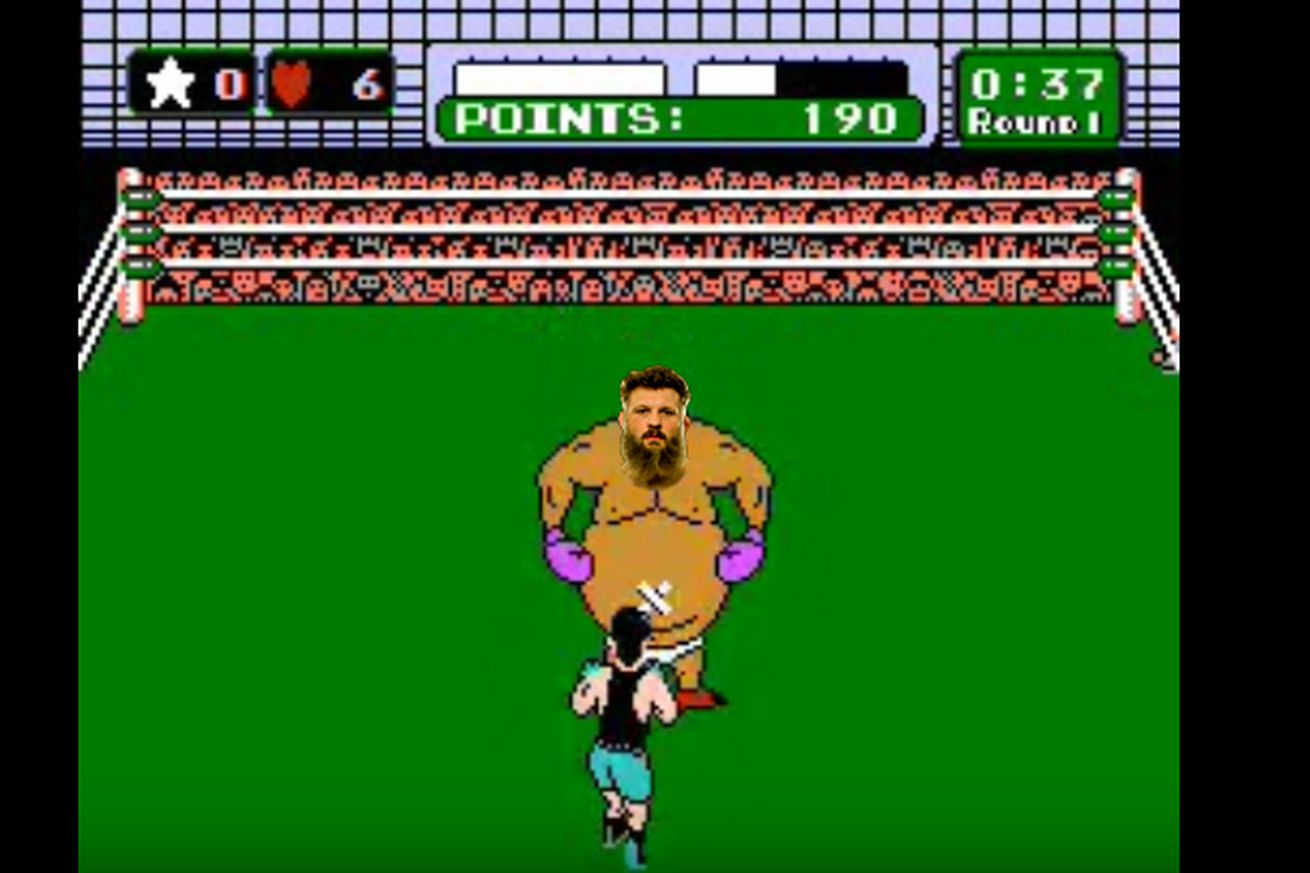 Manager: Travis Browne wants to kick Roy Nelson in his fat stomach, drop his pants like Mike Tysons Punchout