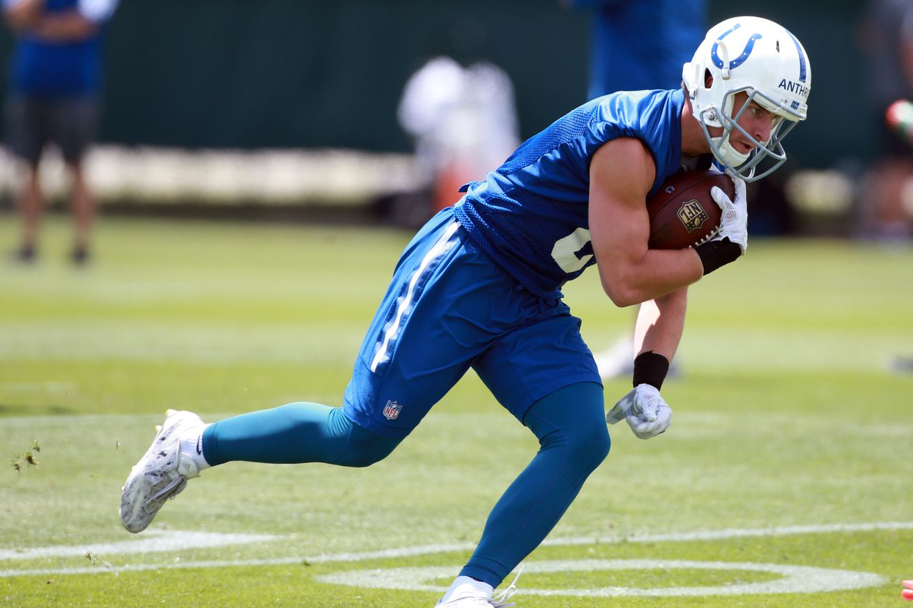 Colts 2016 player preview: Wide receiver Daniel Anthrop