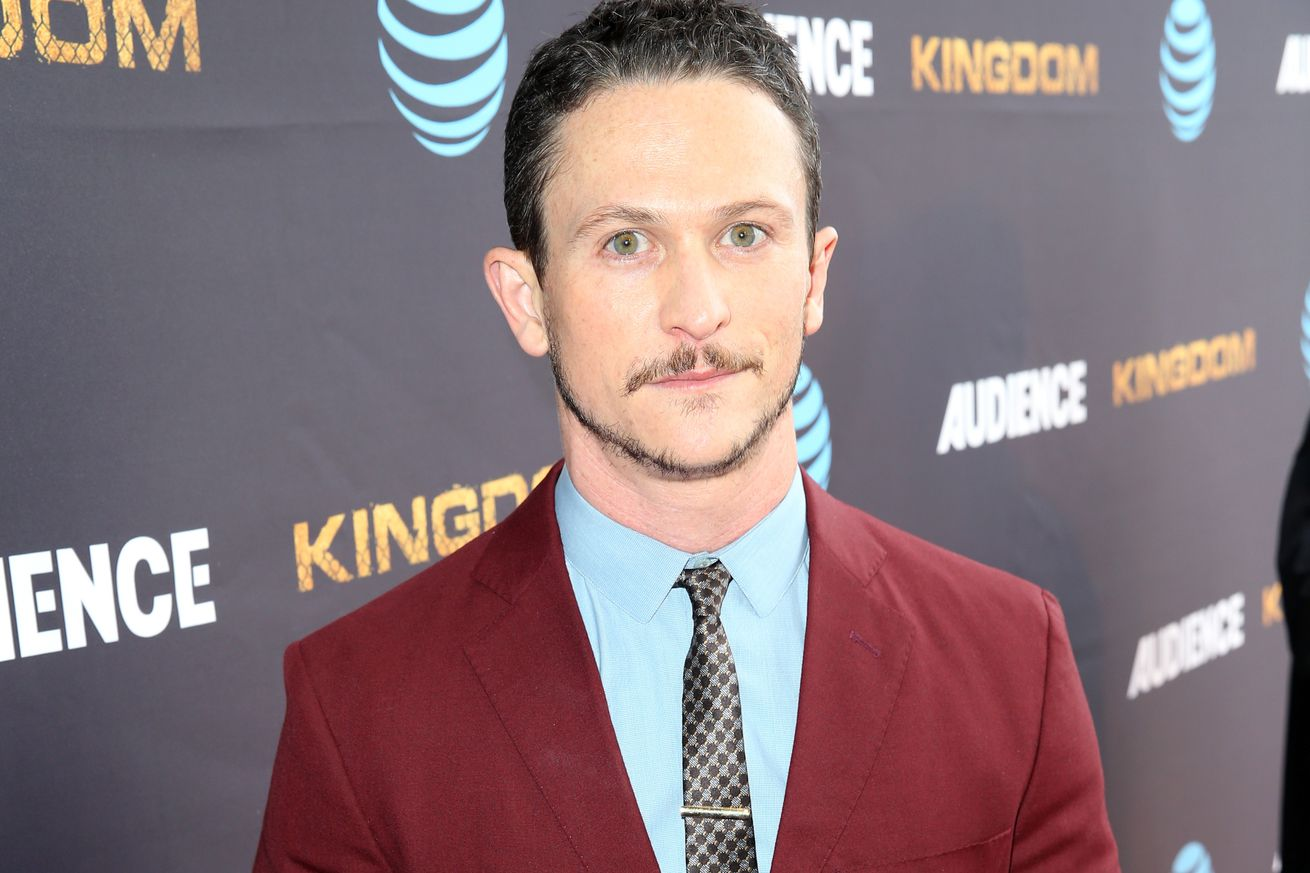 Kingdoms Jonathan Tucker on the pain and reward of playing a once in a lifetime role