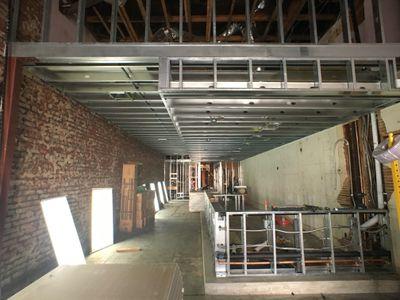 ETA Interior Buildout