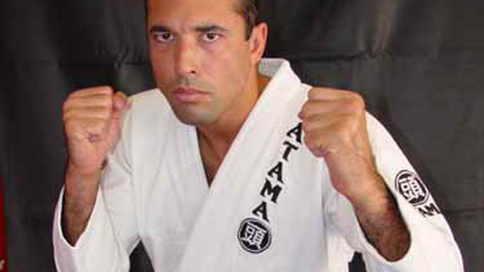 Royce Gracie 2015 Royce Gracie Expecting to