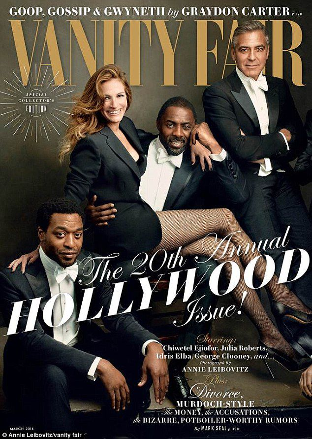 Idris Elba Vanity Fair