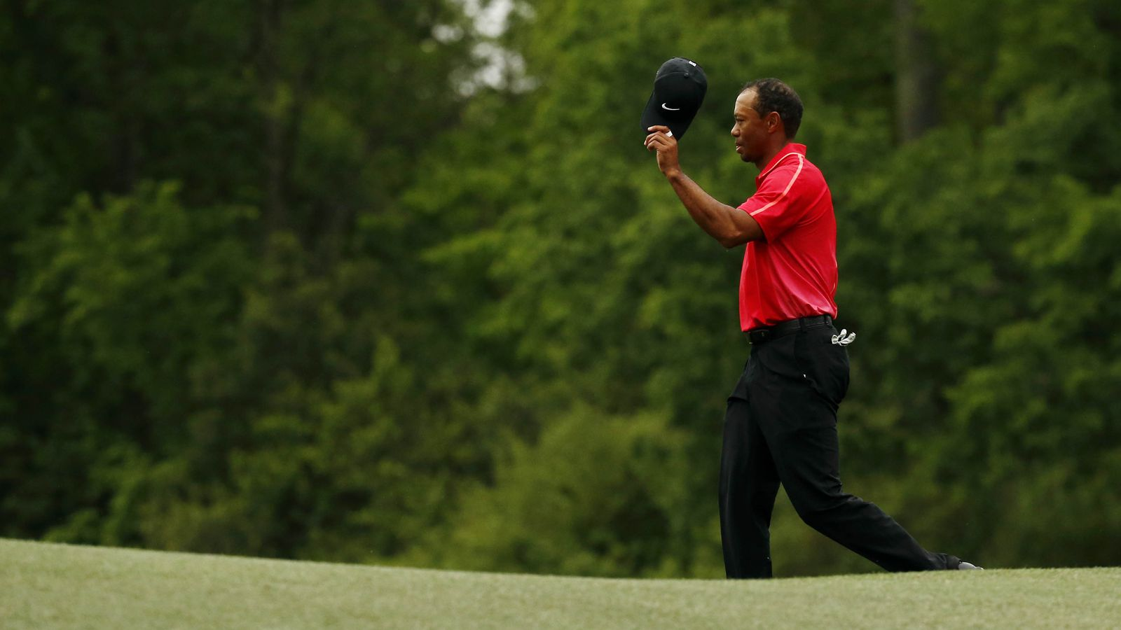 tiger woods makes surprise advance announcement of  u2018busy