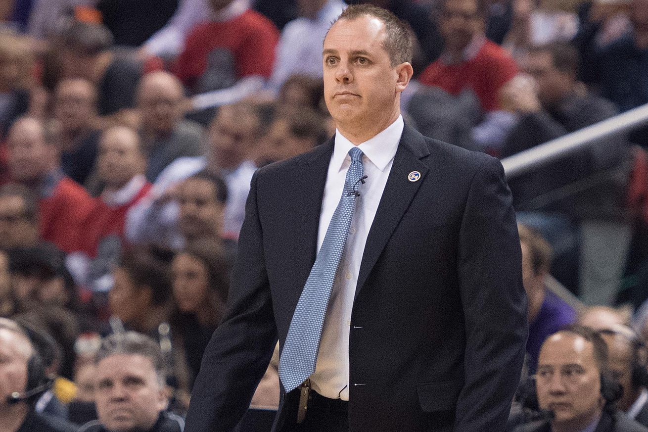 Frank Vogel heading to the Orlando Magic as head coach