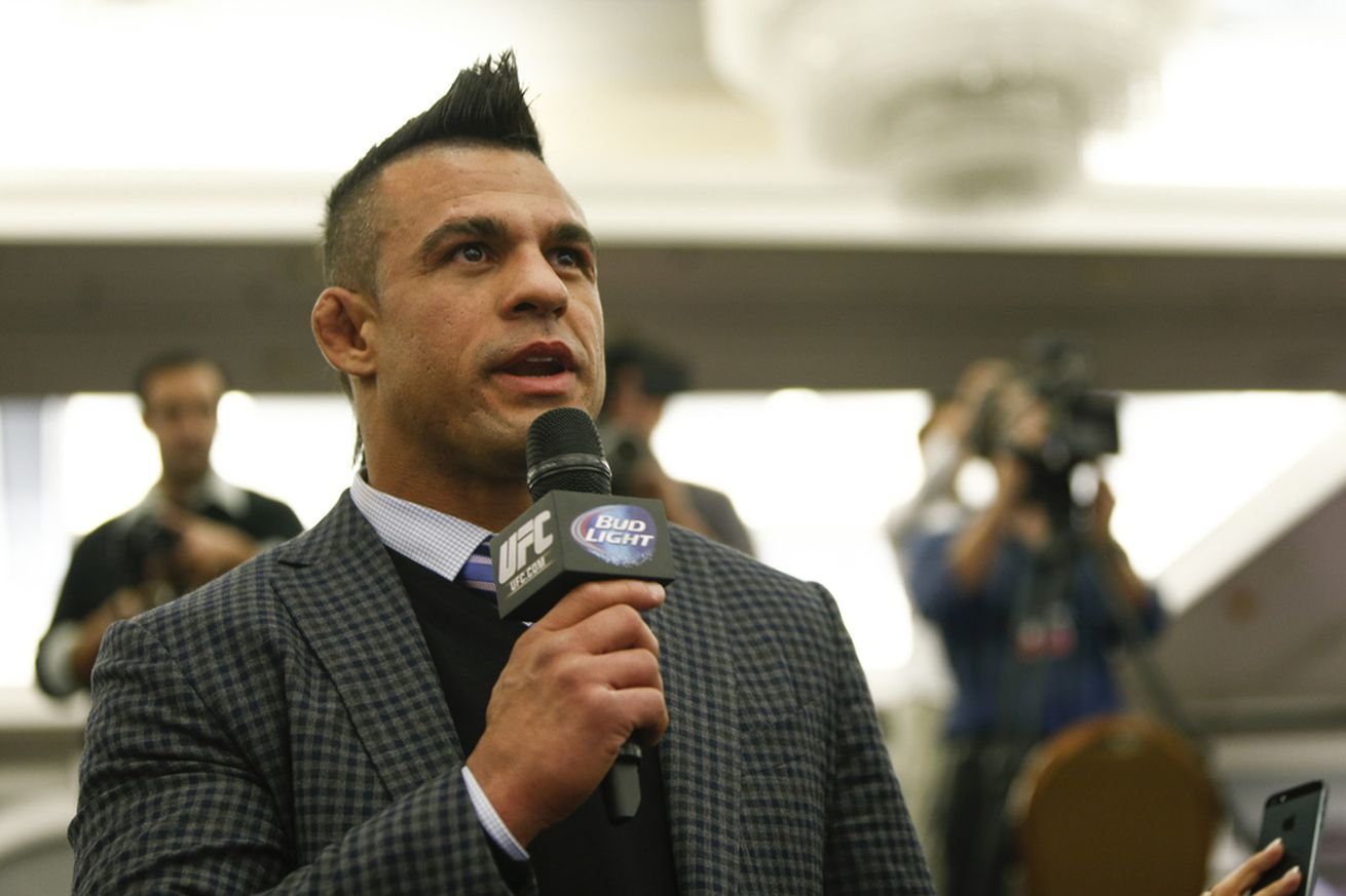 community news, Morning Report: Vitor Belfort compares the UFC Reebok deal to slavery