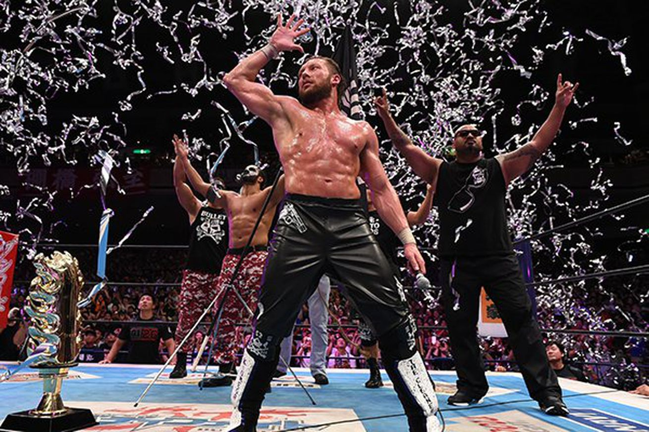 japan njpw climax what wrestler match excited