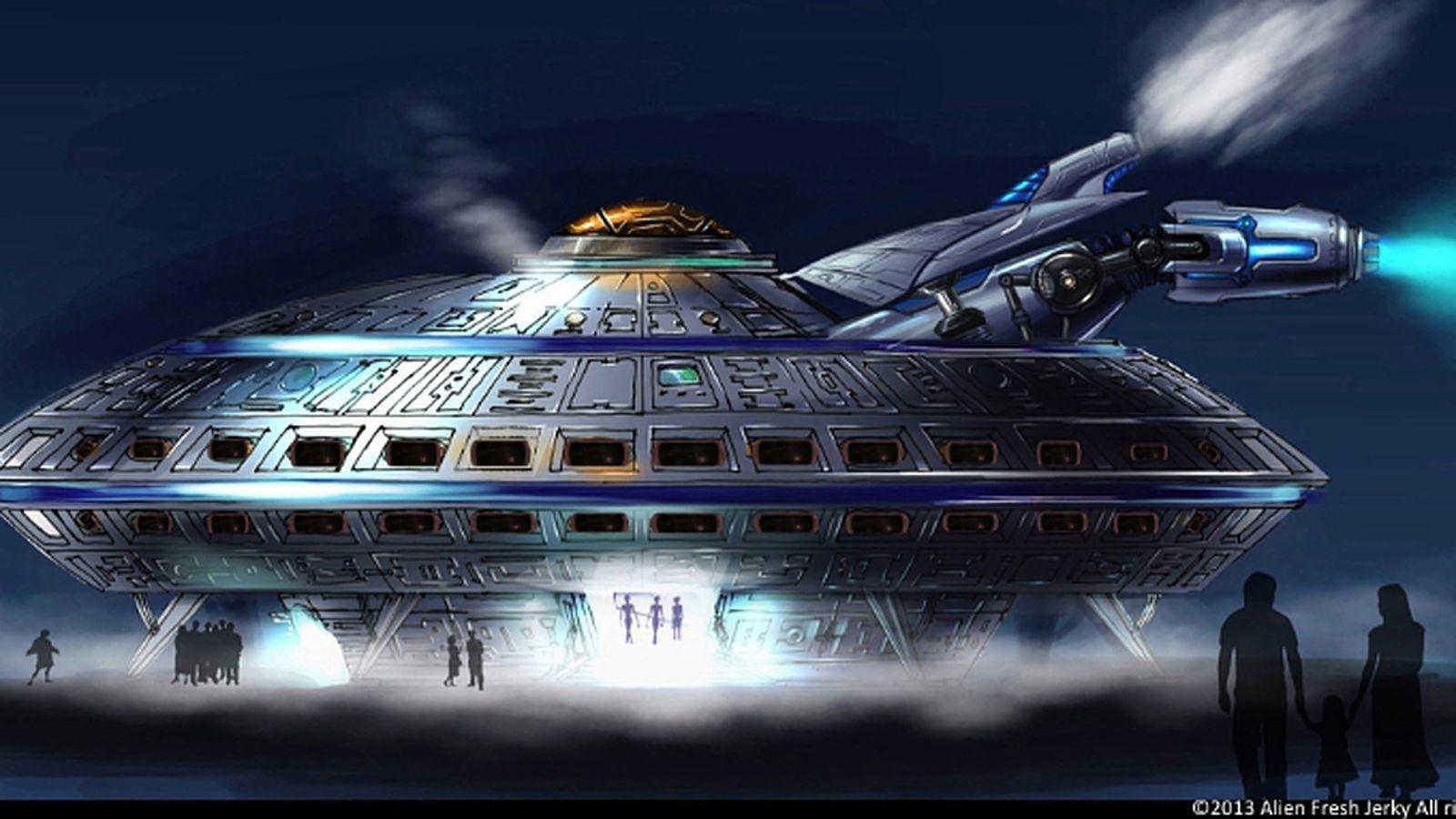 insane renderings revealed for ufo hotel in the baker