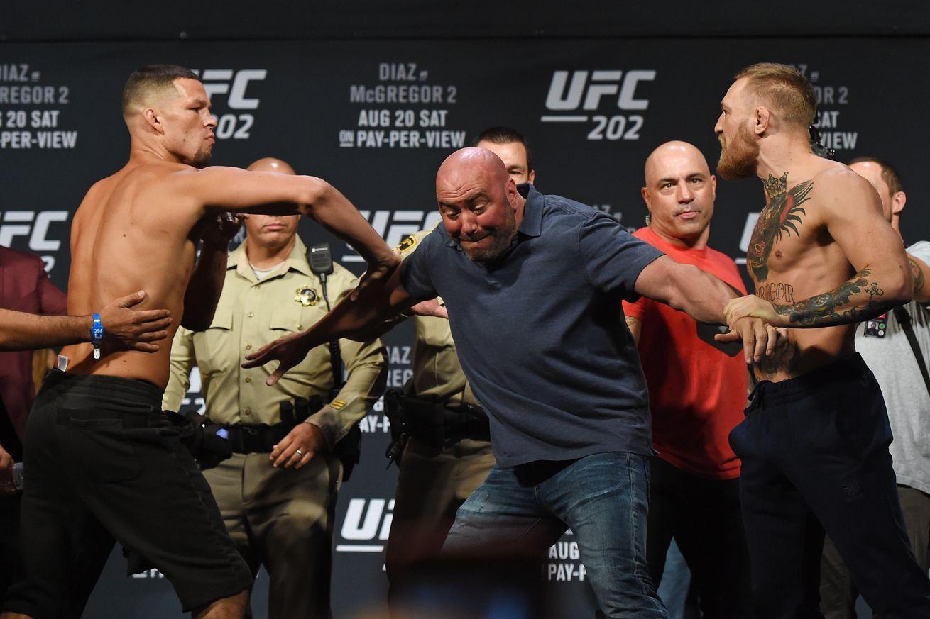 UFC 202 results: McGregor vs Diaz 2 live stream updates, video highlights and recaps