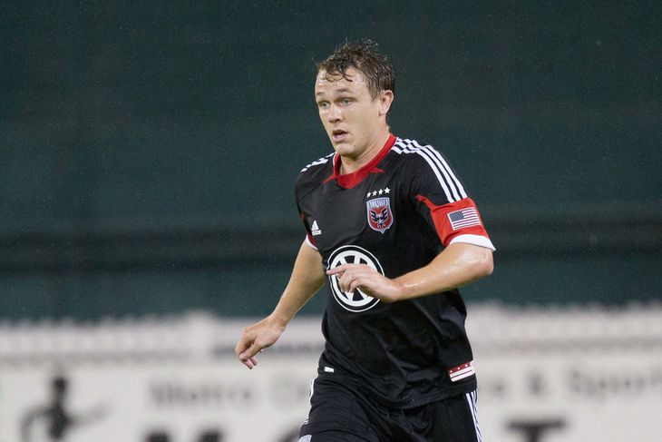 D.C. United Season Review: Jared Jeffrey - Black And Red ...
