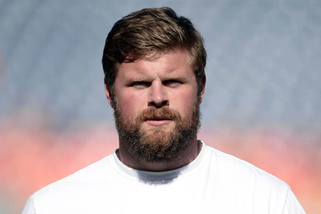 Cheap NFL Jerseys Wholesale - Washington Redskins 2014 Player Profile: Kory Lichtensteiger ...
