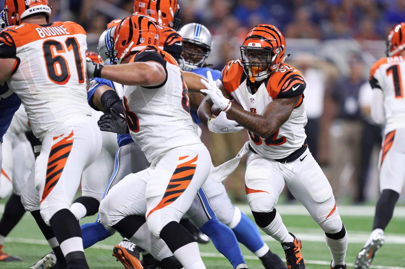Bengals release punt return leader Brandon Tate