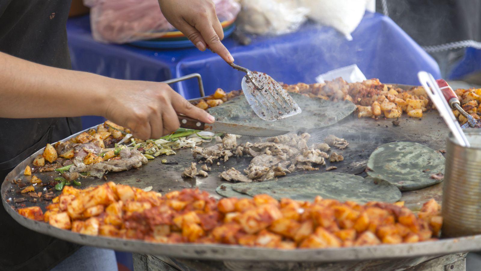 Tamales Food City