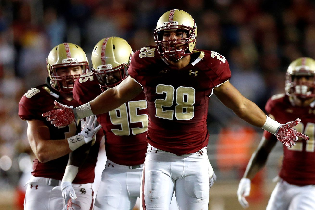 Boston College ready to bounce back