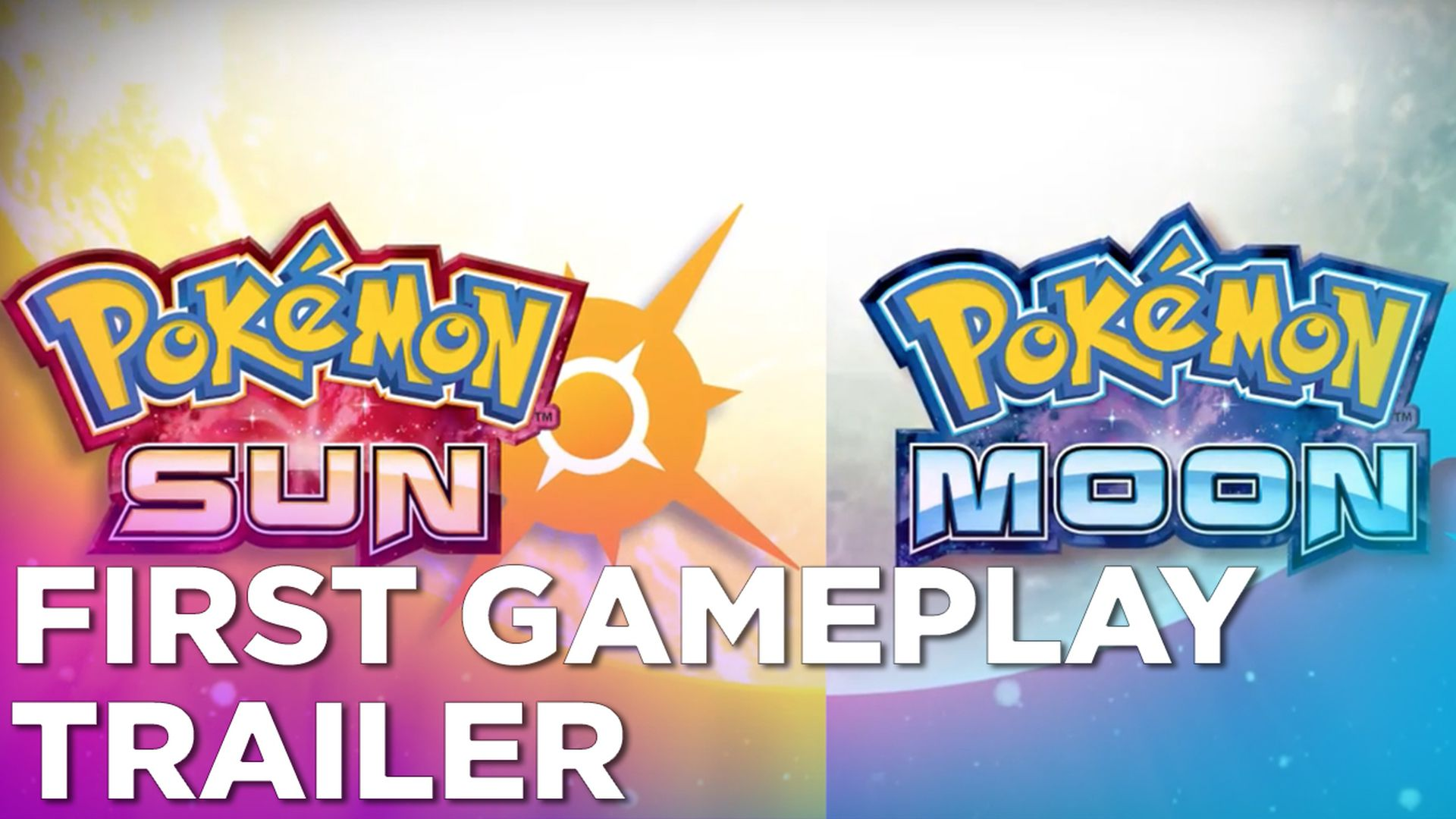 Meet Pokémon Sun and Moon's starters in new trailer before November's launch (update)