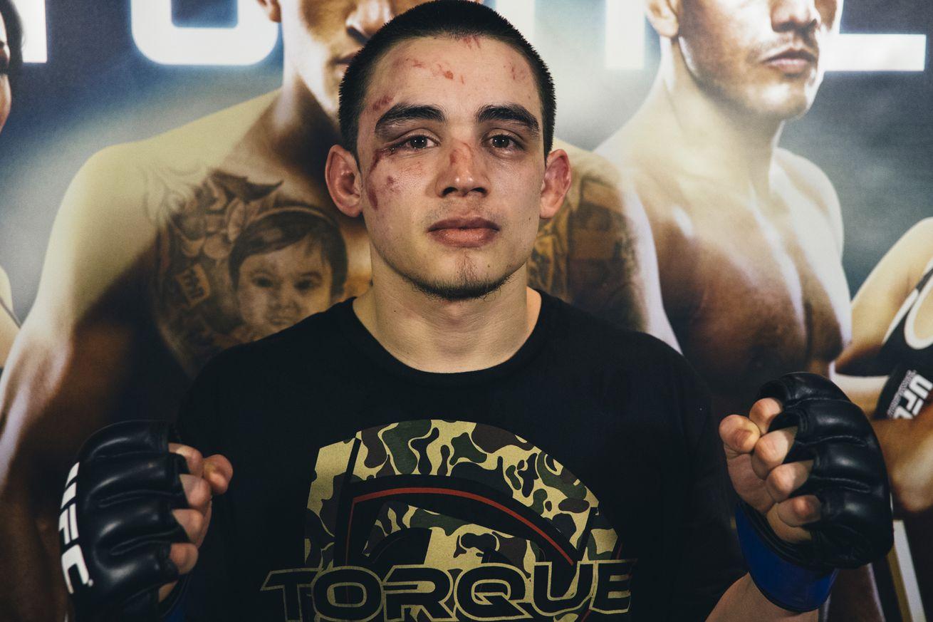 community news, Fredy Serrano vs. Ryan Benoit moved to UFC 201 main card