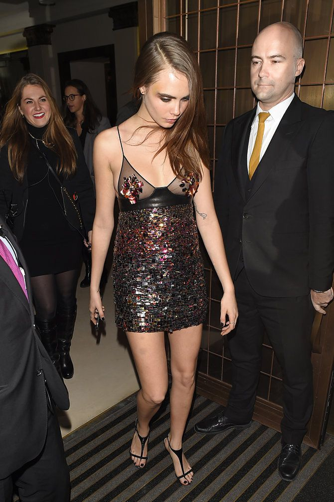 Cara Delevingne Joined Tom Ford S Nipple Pasties Club Racked