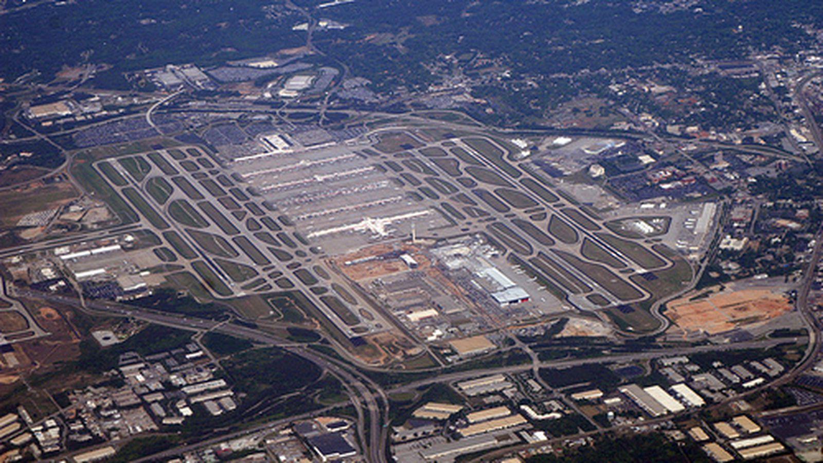 Good Food Atlanta Airport