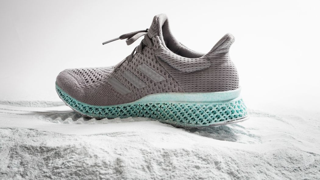 Adidas Shoes Recycled Plastic