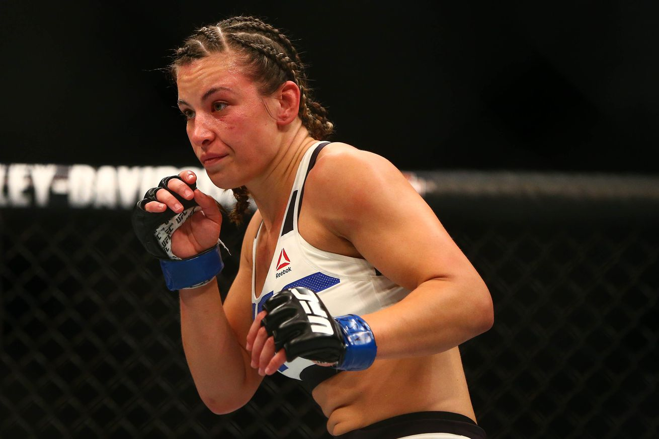 community news, UFC champion Miesha Tate aiming to return and defend title in November or December