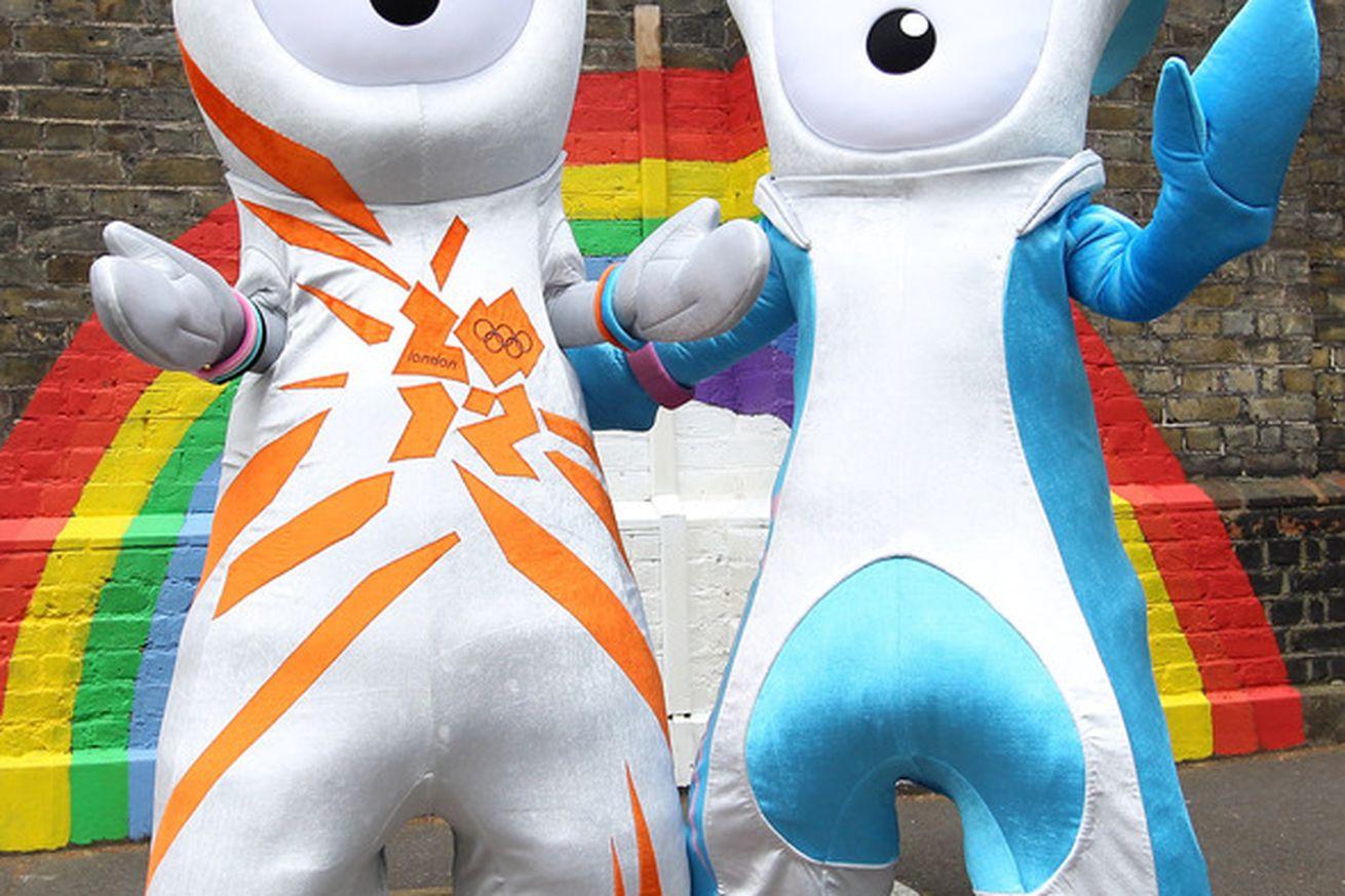 The Olympics' 15 Most Terrifying Mascots Ever Created - SBNation.com