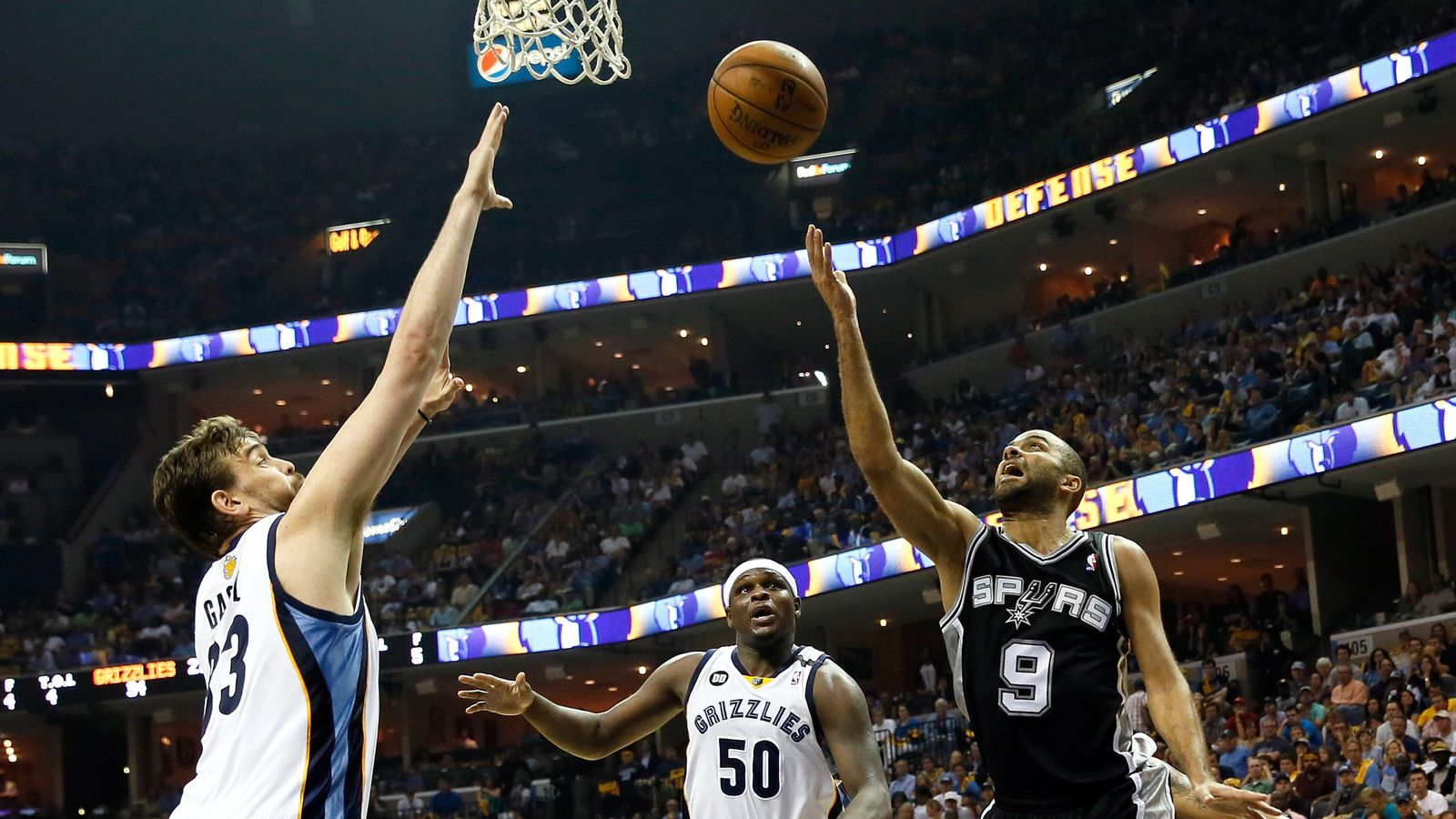 NBA Playoffs 2013, Spurs vs. Grizzlies Game 4: Tony Parker outshines all as San Antonio earns ...
