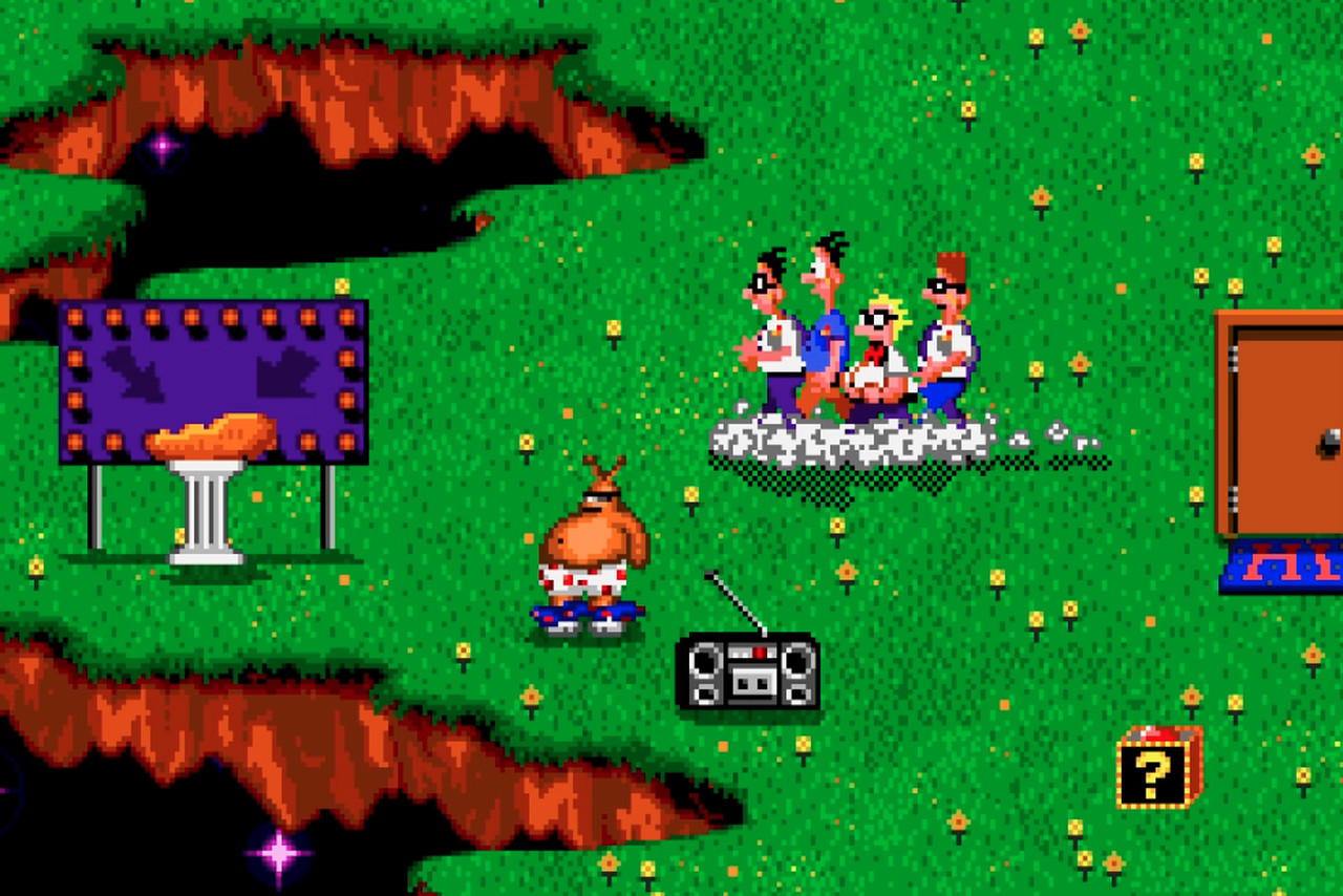 Does Toejam And Earl For Sega Genesis Hold Up The Verge