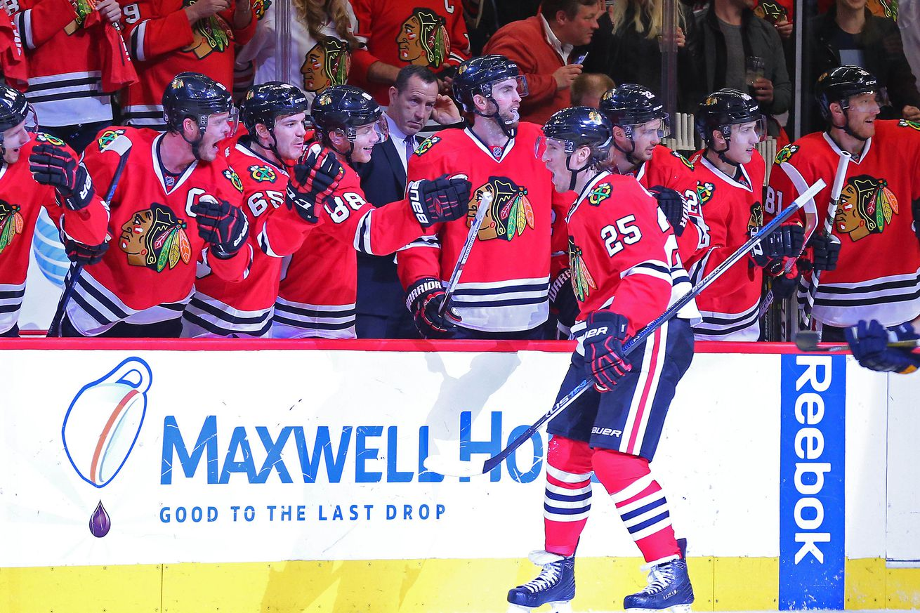 Blackhawks force Game 7 with 6-3 victory over Blues