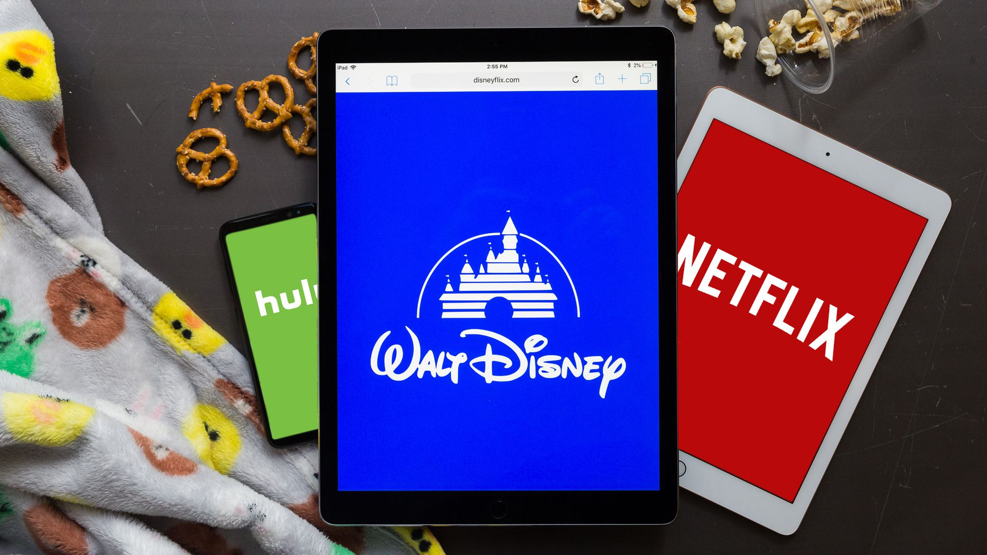 Netflix vs  Disney: the golden age of streaming could be coming to