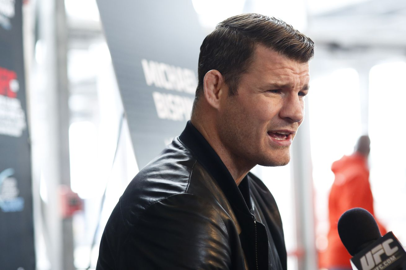 community news, Morning Report: Michael Bisping calls Georges St Pierre a little b*tch for leaving MMA because of PEDs