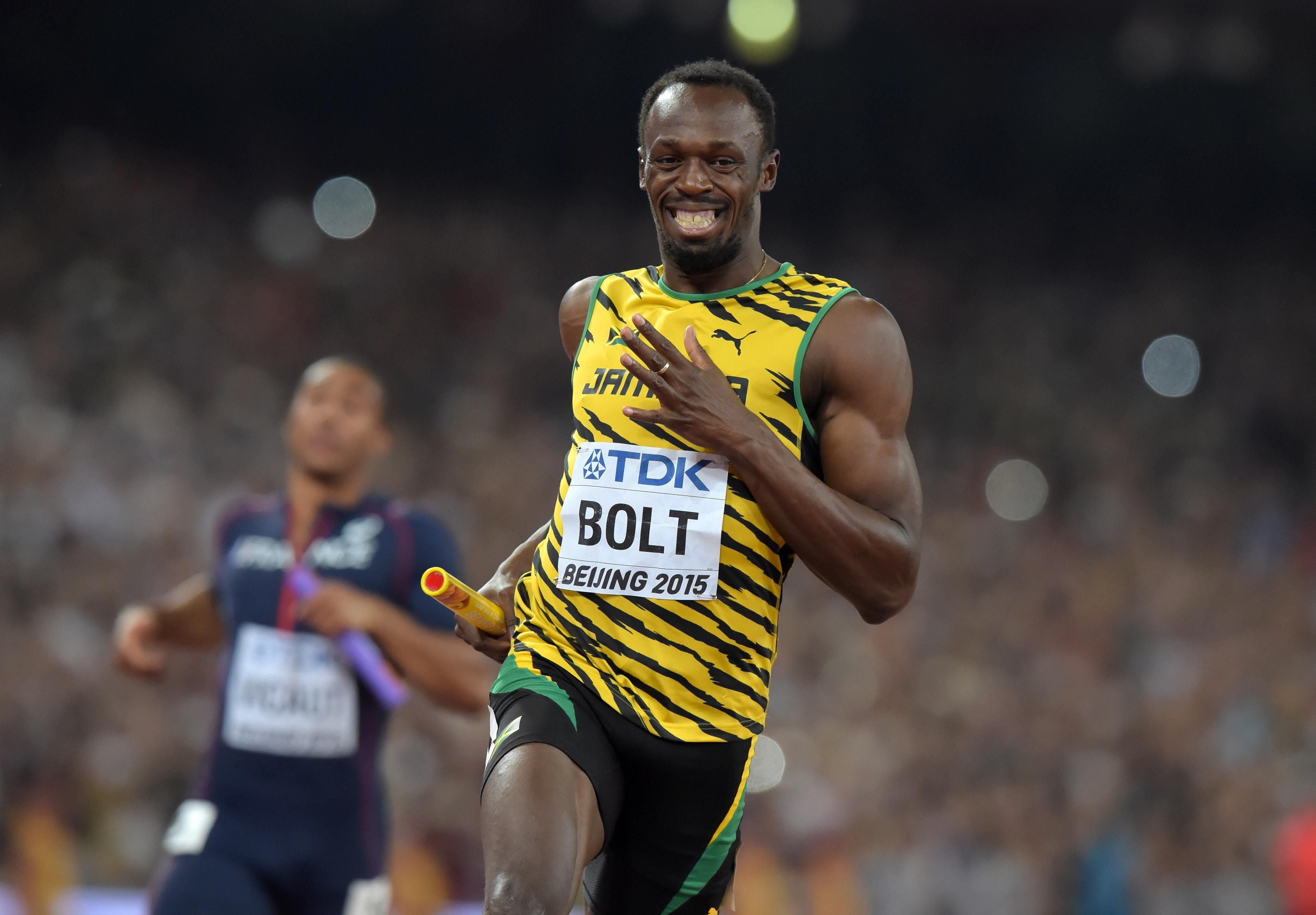 Usain Bolt confident to win 'Triple-Triple' Gold at Rio Olympics 2016