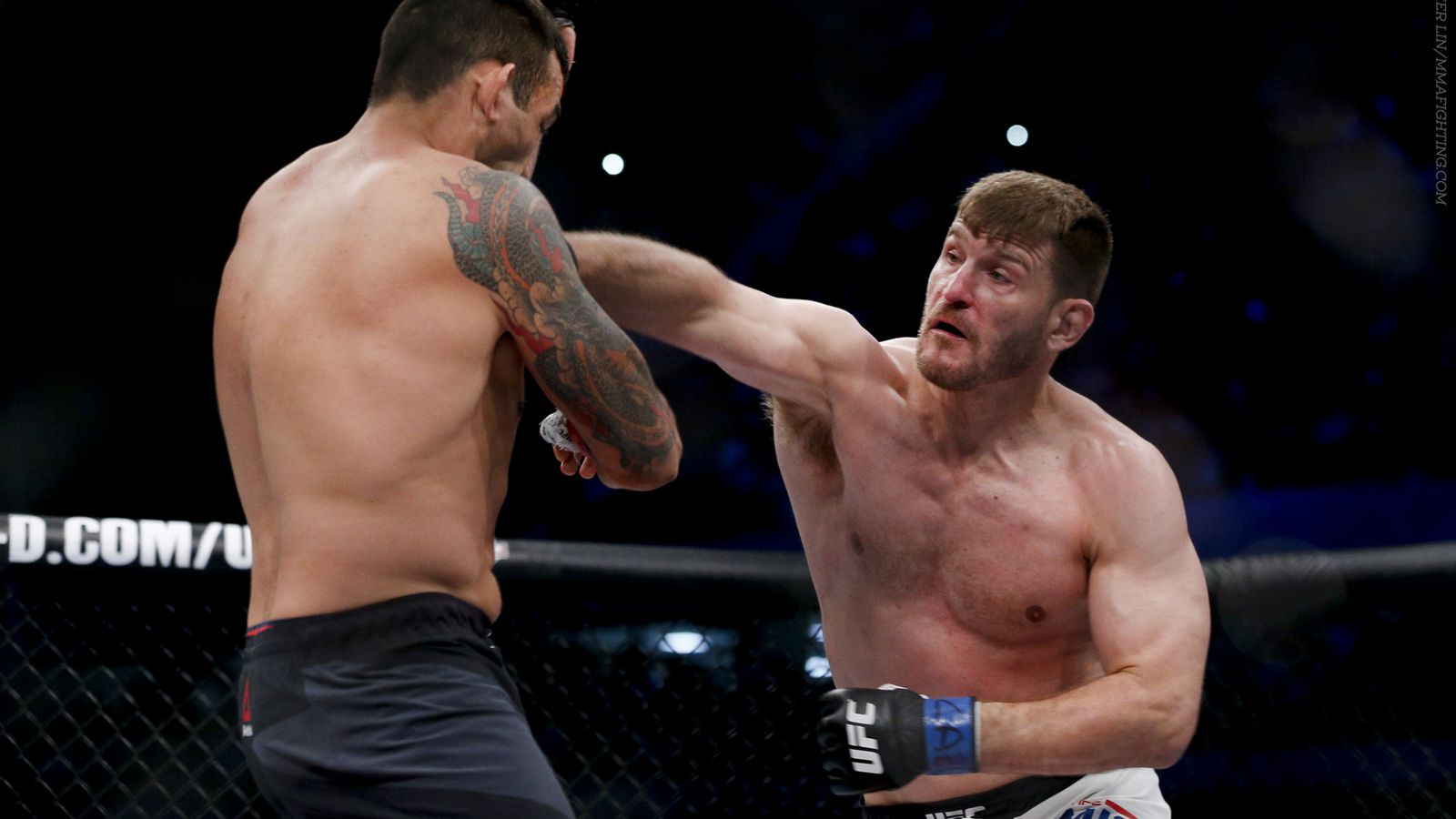UFC 198 bonuses: Stipe Miocic cashes $50,000 for one-punch ...