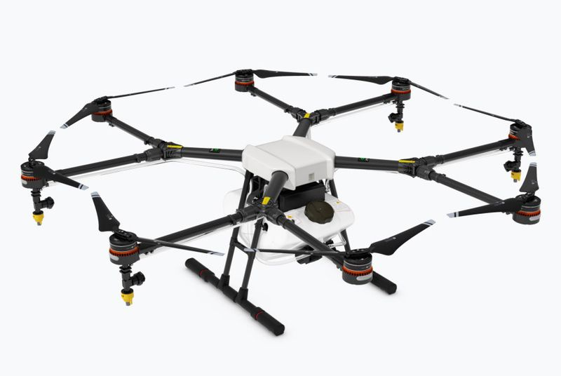 DJI announces $15,000 agricultural drone designed to spray crops