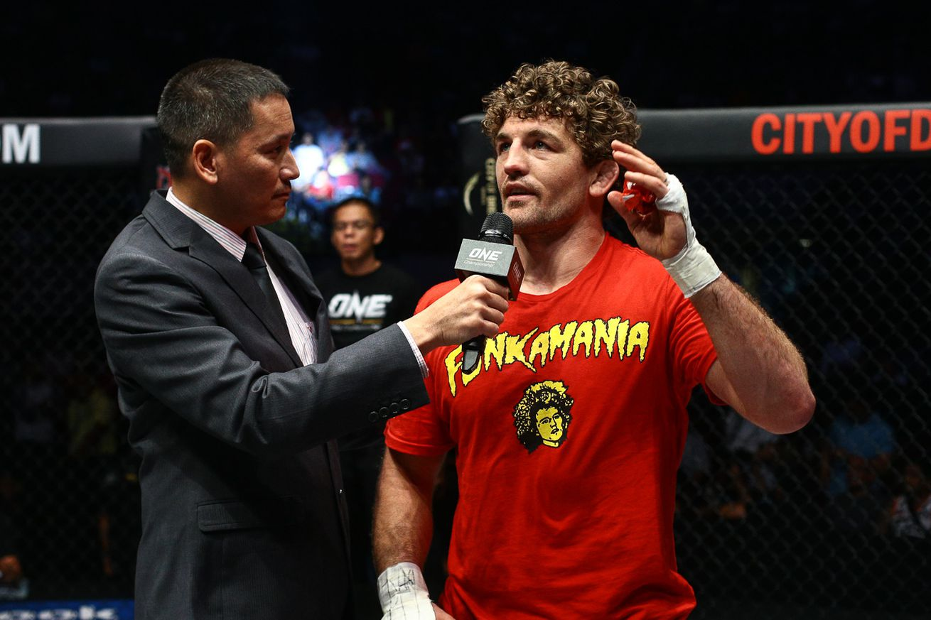 community news, Ben Askren, Joe Warren will be new co hosts of Lets Get It On podcast