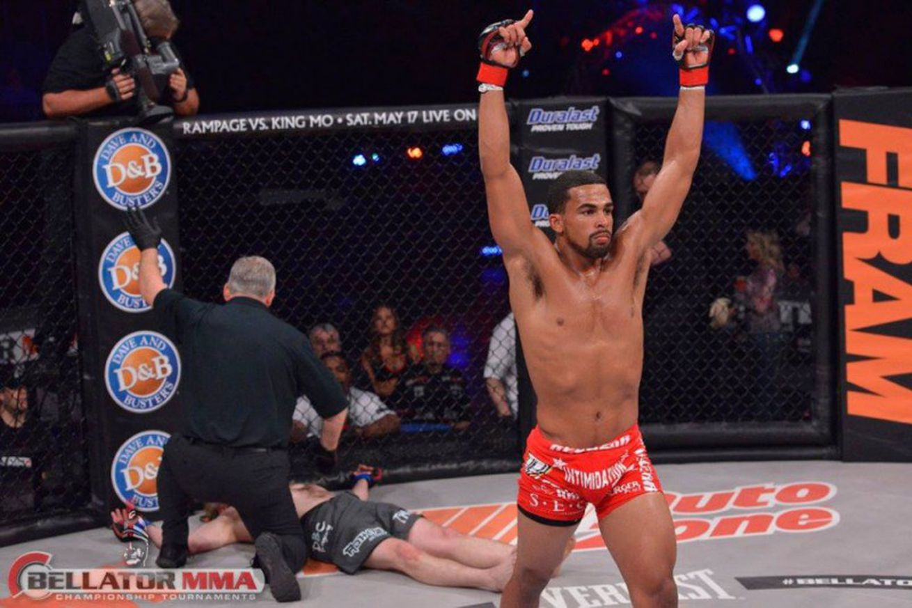 community news, Bellator to honor Jordan Parsons with memorial scholarship fund