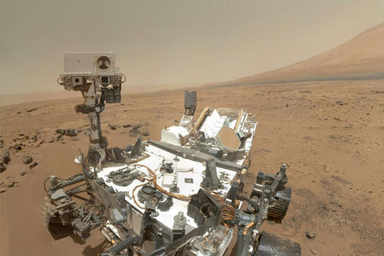 curiosity rover pictures - HD 1310×873