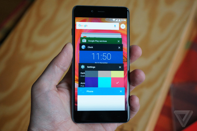 OnePlus X review gallery