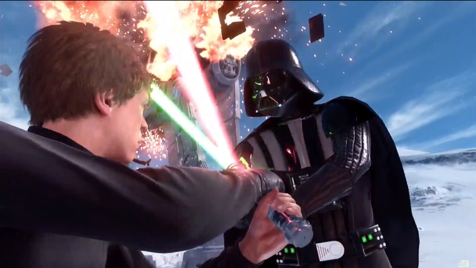 You can play the Star Wars: Battlefront beta today