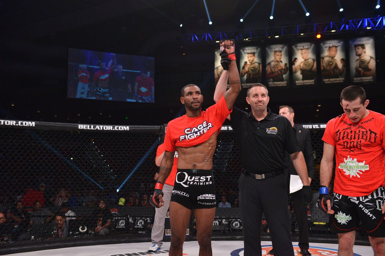 community news, Darrion Caldwell set to clash with Joe Taimanglo at Bellator 159